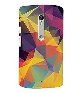 3D Vector Wallpaper 3D Hard Polycarbonate Designer Back Case Cover for Motorola Moto G3 :: Motorola Moto G (3rd Gen)