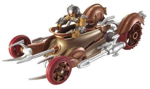 Buy Low Price Mattel Hot Wheels Battle Force 5 Kalus and Fangore Figure (B0029F2O5I)