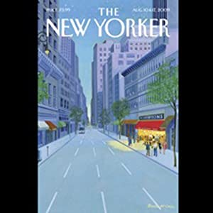 The New Yorker, August 10th & 17th, 2009: Part 2 (Ian Frazier, James Surowiecki, Zev Borow) Periodical