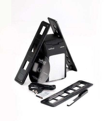 41LjjA49r9L. SL500  Veho VFS 008 Smartfix Scan to SD Stand Alone Slide and Negative Scanner (35mm  &  110mm)