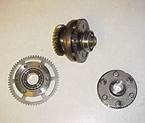 2004 Yamaha XVS 1100 A V-star Classic Starter Clutch Assembly