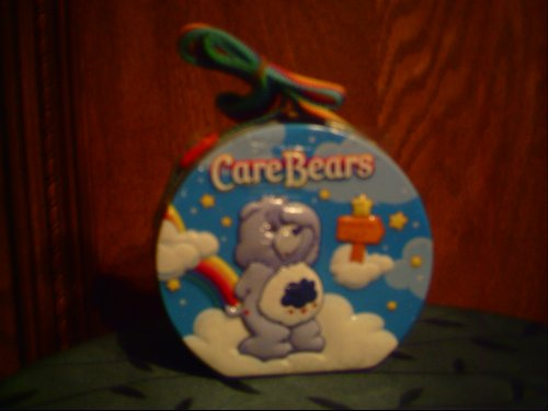 Car Bear Tin