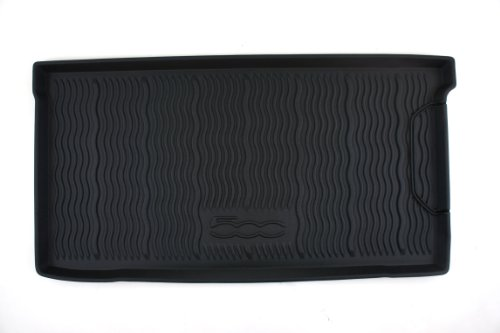 Genuine Fiat Accessories 82212583 Molded Cargo Area Tray for Fiat 500/500C
