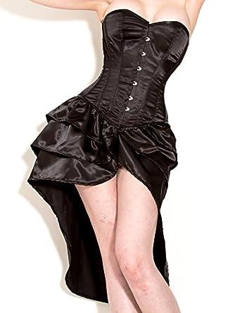 Plus Size Corset Dresses
