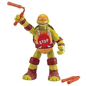 Teenage Mutant Ninja Turtles Teenage Mutant Ninja Turtles Hand To Hand Michelangelo Action Figure