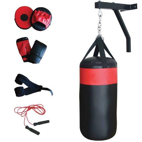 Cap Barbell Boxing Kit Review Wheelerpsamvuc