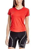 Izas Camiseta Técnica Adaia (Rojo)