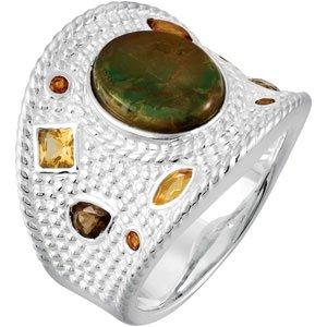 Genuine IceCarats Designer Jewelry Gift Sterling Silver Gen Ammon Trip, Mad Cit, Cit,. Gen Ammon Trip, Mad Cit, Cit, In Sterling Silver Size 9