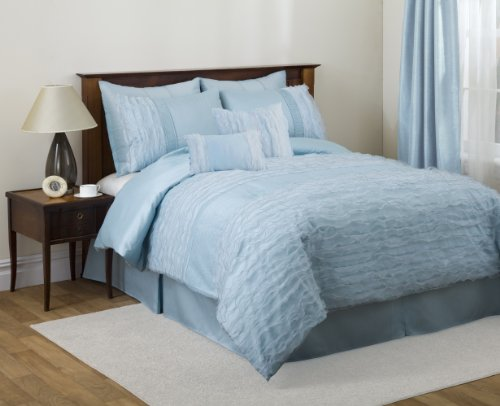 Voile Bed Skirt front-1047488