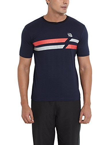 Edge EDGE Men Cotton T-SHIRT (Multicolor)
