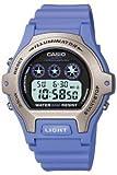 Casio Ladies Digital with Resin Strap Watch LW-202H-6AVEF【並行輸入】