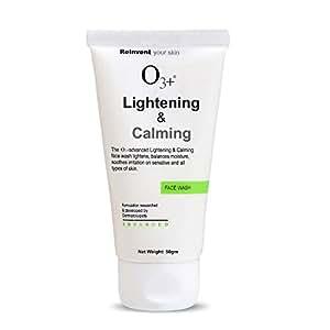 O3+ LIGHTENING & CALMING FACEWASH