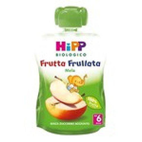 HiPP Biologico Frutta Frullata Mela 90g