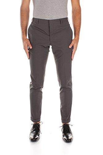 Pantaloni Prada Uomo Lana Grigio UPA762FERROTELA Grigio 48