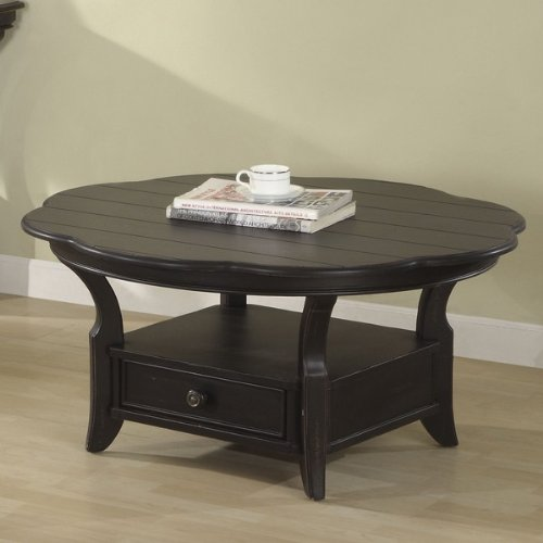 Buy Low Price Riverside Cape May Round Coffee Table In