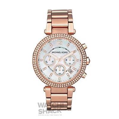 MK5491 Ladies Michael Kors Chronograph Bracelet Watch