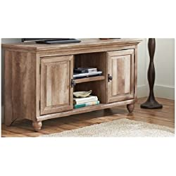 Crossmill Weathered Collection TV Stand for TVs up to 65