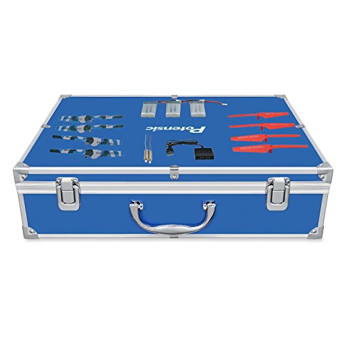 Syma Carrying Case, Potensic Carrying Case with Spare Parts for Syma X