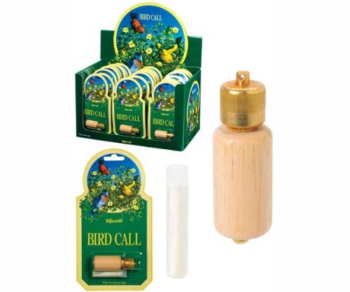Bird Call Wooden Whistle