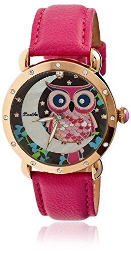 bertha-womens-br3006-ashley-pink-multi-leather-watch
