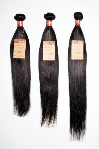16-18-20-inches-100-Virgin-Brazilian-Natural-Straight-Human-Hair-Weave-Extension-Unprocessed-3-pack-Bundle-Black