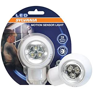 Lighting Mania Dorcy 41 1071 Led Wireless Motion Sensor