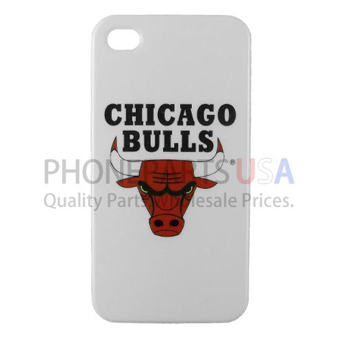 iPhone 4 Hard Shell Case Back Cover - NBA Chicago Bulls at Amazon.com