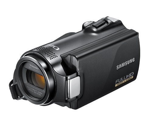 Samsung H200 Full Hd Camcorder With 20X Optical Zoom (Black)