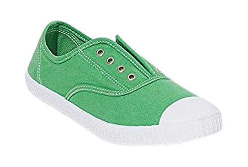 Charming Charlie Women's Abbi Stretch Sneaker Bright Green 9 (Charming Charlie compare prices)