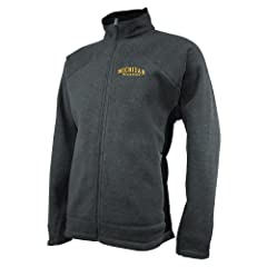 NCAA Michigan Wolverines Mens V2X Jacket by Ouray Sportswear