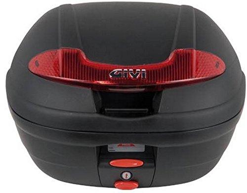 GIVI E340N Top Case, 34 L, Schwarz Brut