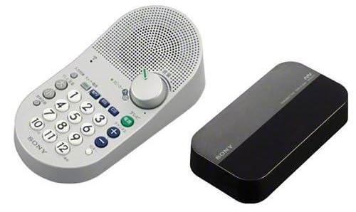 ソニー スピーカー付リモートコマンダー RM-PSZ35TV