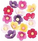 Sugar Mini Blossoms (40pcs)