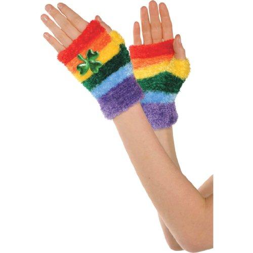glovelettes rainbow st pats - 1