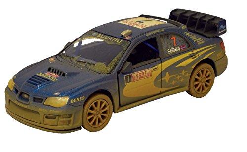 """Dirty Subaru Impreza WRC 1:36 Scale 5"""""""