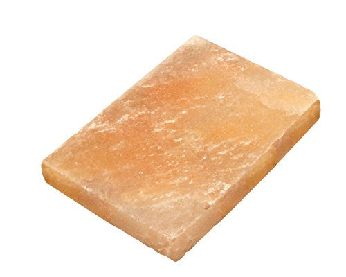 Teikis Large BBQ Himalayan Salt Cooking Tile 12 x 8 x 2 Inches Plus Teikis Salt Block Protective Carrying Case (Bbq Salt compare prices)