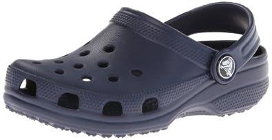 Crocs Junior Toddler Cayman Navy 1 UK