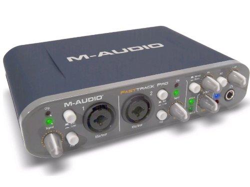 M-Audio 9900-65145-12 Fast Track Pro - 4 x 4