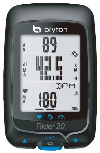BRYTON Rider 20 Cycle Computer