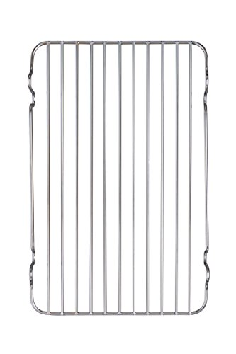 HIC Broiler Rack, 12-Inches x 7.5-Inches (Oven Rack Small compare prices)