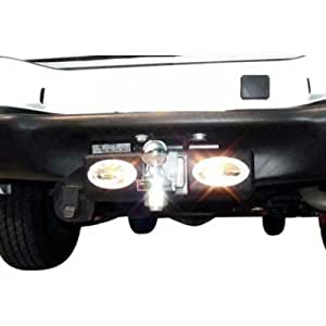 Ford F150/F250 WhiteNight Back Up Trailer Hitch Lights