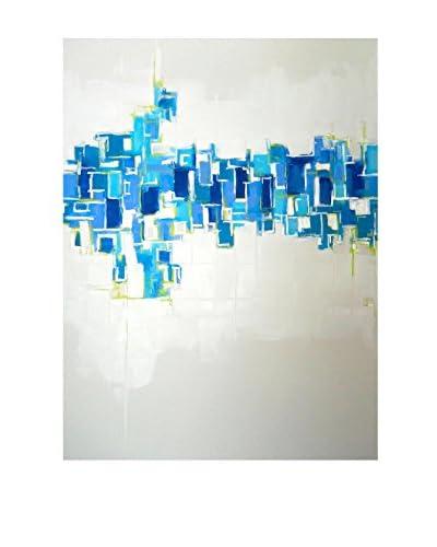 """Linnea Heide """"Crystallization"""" Giclée on Canvas"""