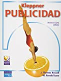 img - for Publicidad - Kleppner (Spanish Edition) book / textbook / text book