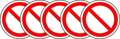 iso-sicurezza-etichetta-cartello-divieto-generale-simbolo-internazionale-adesivo-adesivo-100-mm-di-d