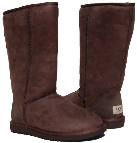 UGG Australia Women's Classic Tall Boots 6 M (US), Chocolate