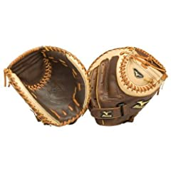 Buy Mizuno Classic Fastpitch GXS33 34.5 Ladies Catcher's Mitt by BTS