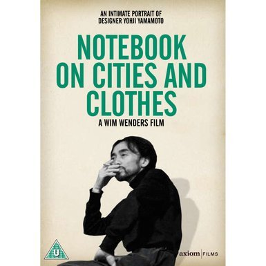 Notebook On Cities And Clothes [DVD] (1994)