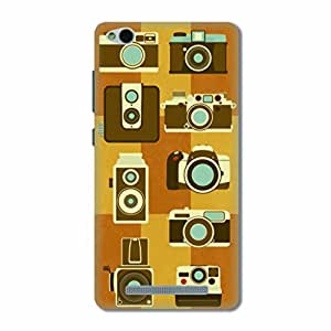 OVERSHADOW DESIGNER PRINTED BACK CASE COVER for REDMI 3S ( WITHOUT FINGERPRINT SENSOR/NOT SUITABLE FOR REDMI 3S PRIME )