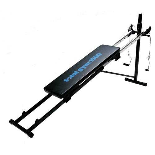 Total Gym Trainer, Exercises, Total Trainer XL & DXL Total Gym 1500