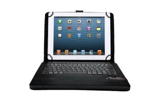 Top® Quality Wireless Bluetooth Keyboard Folding Folio Leather Case For Motorola Xoom 10.1 Inch Tablet, 6~10 Days Delivery To Usa! Folding Folio Leather Case For Motorola Xoom, Pu Leather Case With Bluetooth Keyboard For Xoom, For Motorola Xoom Keyboard C